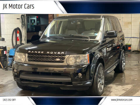 2011 Land Rover Range Rover Sport for sale at JK Motor Cars in Pittsburgh PA