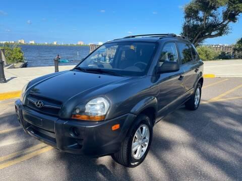 2009 Hyundai Tucson for sale at Orlando Auto Sale in Port Orange FL