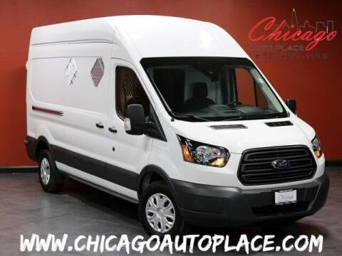 2018 Ford Transit Cargo for sale at Chicago Auto Place in Bensenville IL