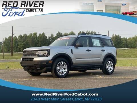 2021 Ford Bronco Sport for sale at RED RIVER DODGE - Red River of Cabot in Cabot, AR