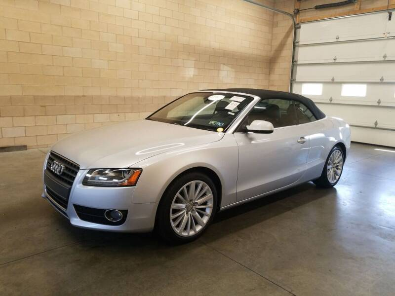 2012 Audi A5 for sale at MURPHY BROTHERS INC in North Weymouth MA