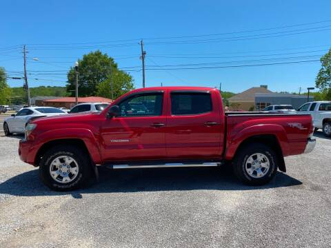 2009 Toyota Tacoma for sale at VAUGHN'S USED CARS in Guin AL