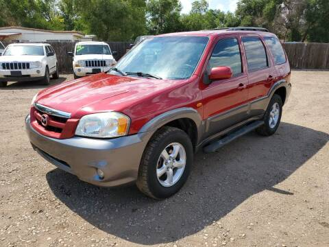 2005 Mazda Tribute for sale at HORSEPOWER AUTO BROKERS in Fort Collins CO