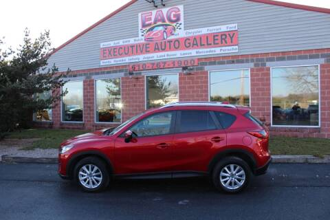 2016 Mazda CX-5 for sale at EXECUTIVE AUTO GALLERY INC in Walnutport PA