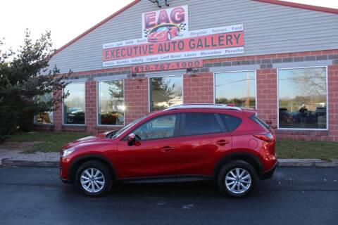 2016 Mazda CX-5 for sale at EXECUTIVE AUTO GALLERY INC in Walnutport PA