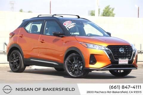 2021 Nissan Kicks for sale at Nissan of Bakersfield in Bakersfield CA