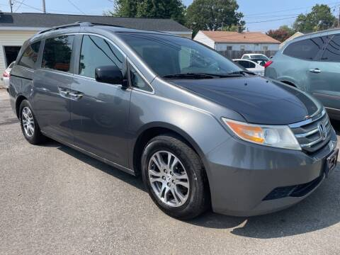 2012 Honda Odyssey for sale at Alpina Imports in Essex MD