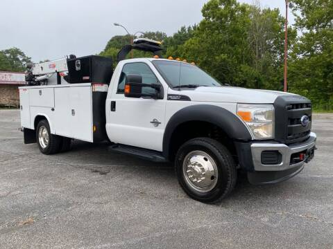 2014 Ford F-550 Super Duty for sale at Heavy Metal Automotive LLC in Anniston AL