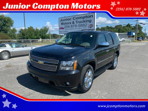 2011 Chevrolet Tahoe for sale at Junior Compton Motors in Albertville AL