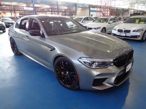 2019 BMW M5 for sale at VML Motors LLC in Teterboro NJ