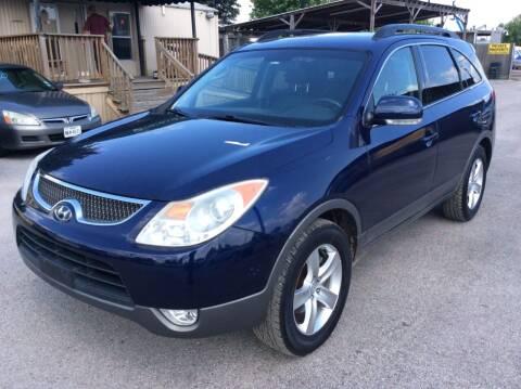 2007 Hyundai Veracruz for sale at OASIS PARK & SELL in Spring TX