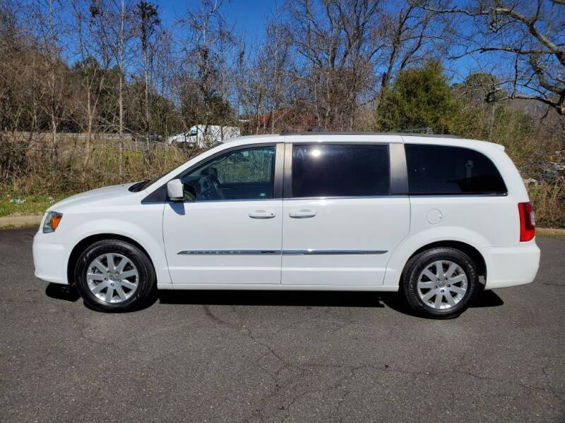 2016 Chrysler Town and Country for sale at United Auto LLC in Fort Mill SC