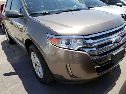 2013 Ford Edge for sale at Boktor Motors in Las Vegas NV
