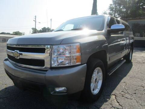 2008 Chevrolet Silverado 1500 for sale at Lewis Page Auto Brokers in Gainesville GA