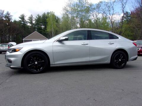 2018 Chevrolet Malibu for sale at Mark's Discount Truck & Auto Sales in Londonderry NH