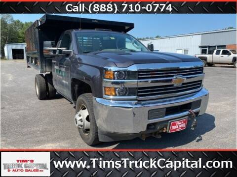2015 Chevrolet Silverado 3500HD for sale at TTC AUTO OUTLET/TIM'S TRUCK CAPITAL & AUTO SALES INC ANNEX in Epsom NH