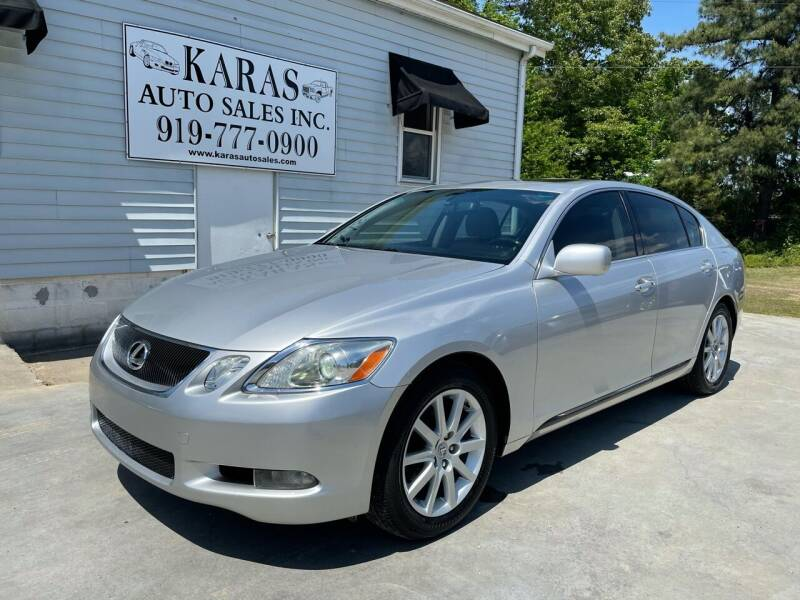 2006 Lexus GS 300 for sale at Karas Auto Sales Inc. in Sanford NC