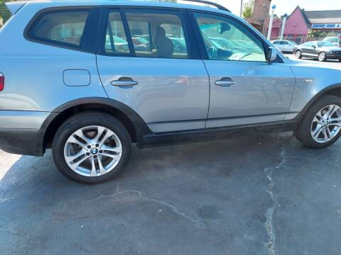 2007 BMW X3 for sale at Nice Auto Sales in Memphis TN
