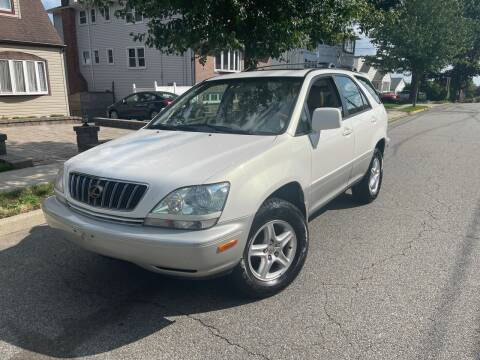 2001 Lexus RX 300 for sale at Giordano Auto Sales in Hasbrouck Heights NJ
