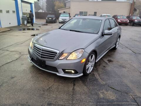 2011 Mercedes-Benz E-Class for sale at MOE MOTORS LLC in South Milwaukee WI