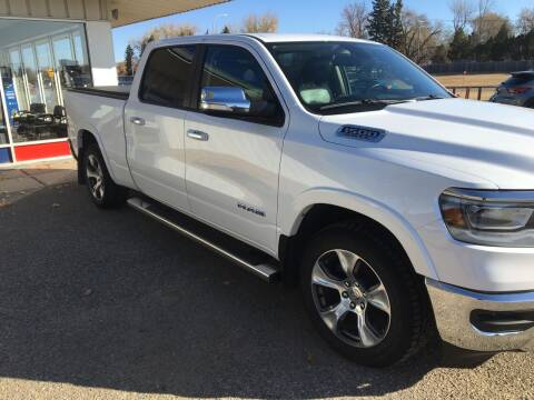 2019 RAM Ram Pickup 1500 for sale at Drive Chevrolet Buick Rugby in Rugby ND