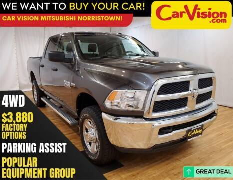2018 RAM Ram Pickup 2500 for sale at Car Vision Mitsubishi Norristown in Norristown PA