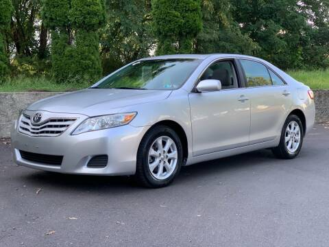 2011 Toyota Camry for sale at PA Direct Auto Sales in Levittown PA