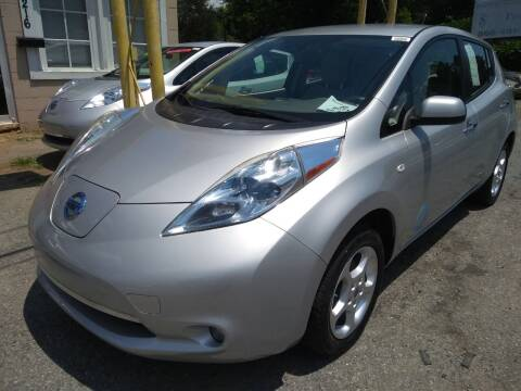 2011 Nissan LEAF for sale at Sparks Auto Sales Etc in Alexis NC