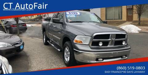 2009 Dodge Ram Pickup 1500 for sale at CT AutoFair in West Hartford CT