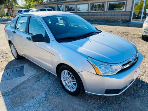 2010 Ford Focus for sale at Truck City Inc in Des Moines IA