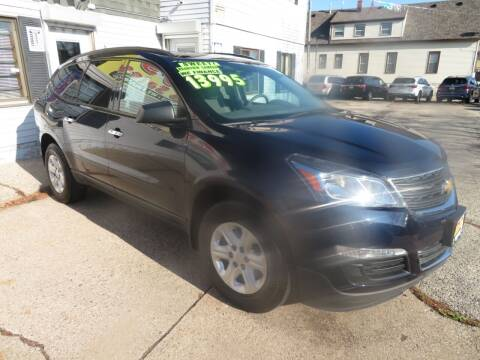 2015 Chevrolet Traverse for sale at Uno's Auto Sales in Milwaukee WI
