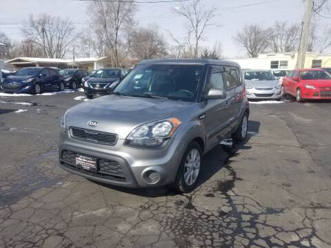 2013 Kia Soul for sale at Nonstop Motors in Indianapolis IN