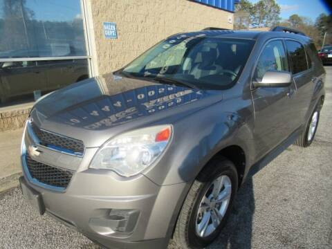 2012 Chevrolet Equinox for sale at Southern Auto Solutions - Georgia Car Finder - Southern Auto Solutions - 1st Choice Autos in Marietta GA