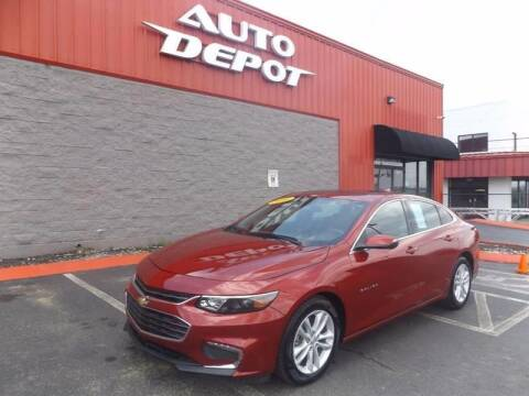 2016 Chevrolet Malibu for sale at Auto Depot - Madison in Madison TN