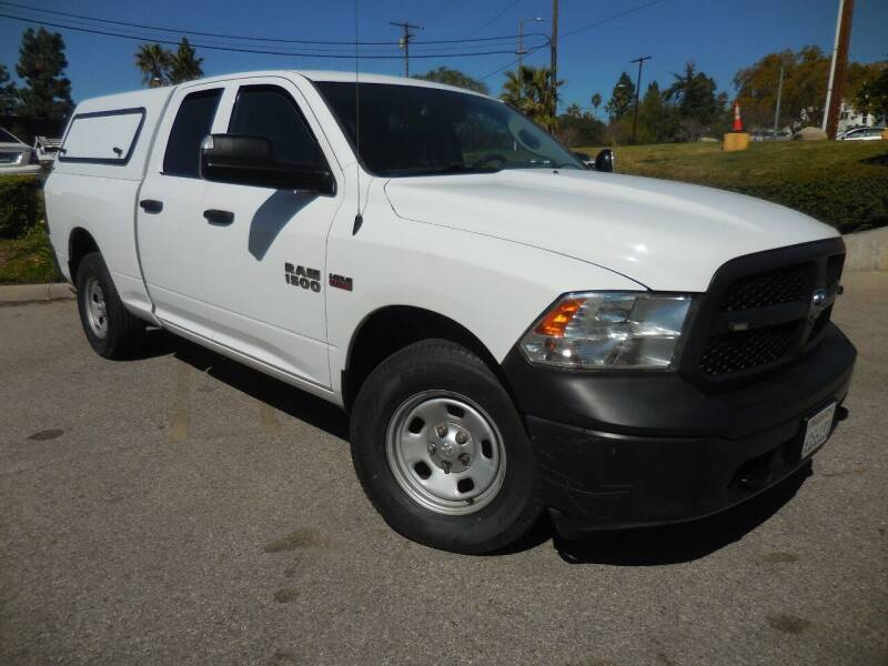 2014 RAM Ram Pickup 1500 for sale at ARAX AUTO SALES in Tujunga CA