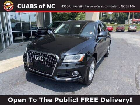 2017 Audi Q5 for sale at Summit Credit Union Auto Buying Service in Winston Salem NC
