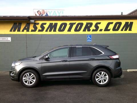 2018 Ford Edge for sale at M.A.S.S. Motors - Fairview in Boise ID