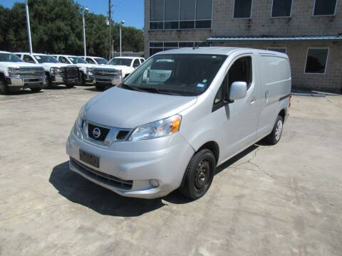 2013 Nissan NV200 for sale at Lone Star Auto Center in Spring TX