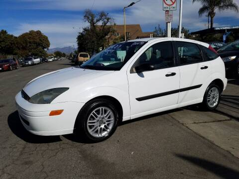 2003 Ford Focus for sale at Olympic Motors in Los Angeles CA