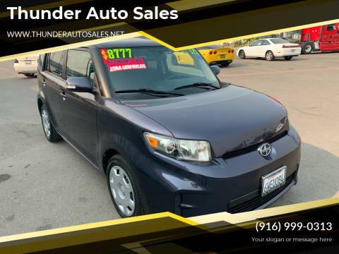 2012 Scion xB for sale at Thunder Auto Sales in Sacramento CA
