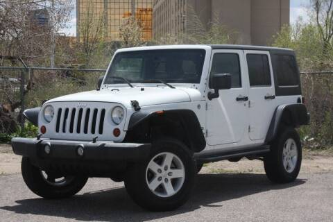 2013 Jeep Wrangler Unlimited for sale at Ariay Sales and Leasing Inc. - Florida in Tampa FL