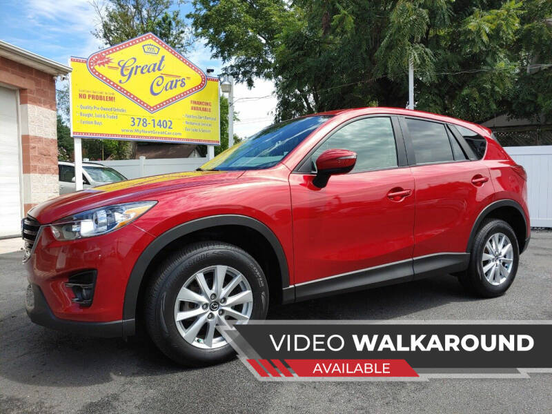 2016 Mazda CX-5 for sale at Great Cars in Middletown DE