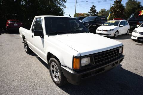 1992 Mitsubishi Mighty Max Pickup for sale at Grant Car Concepts in Orlando FL