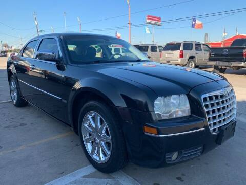 2010 Chrysler 300 for sale at JAVY AUTO SALES in Houston TX