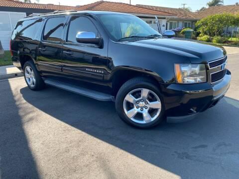 2012 Chevrolet Suburban for sale at SoCal Motors in Los Alamitos CA