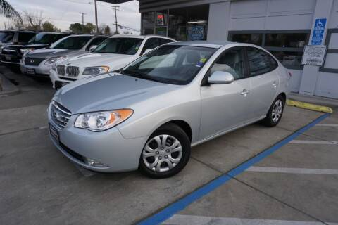 2010 Hyundai Elantra for sale at Industry Motors in Sacramento CA
