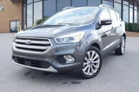 2017 Ford Escape for sale at Next Ride Motors in Nashville TN