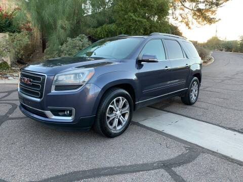 2013 GMC Acadia for sale at BUY RIGHT AUTO SALES in Phoenix AZ