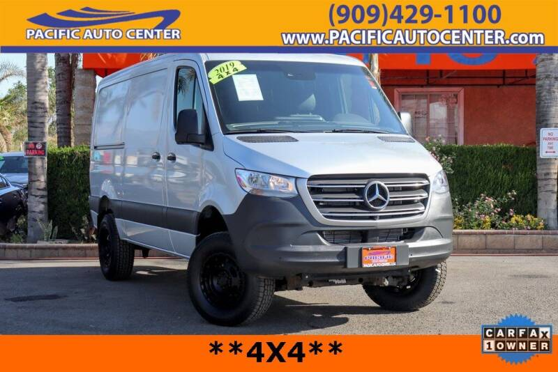 2019 Mercedes-Benz Sprinter Cargo for sale in Fontana, CA