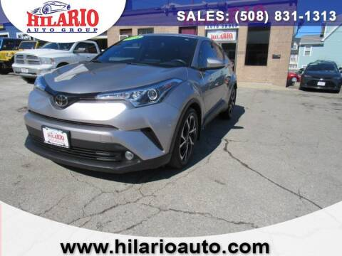2018 Toyota C-HR for sale at Hilario's Auto Sales in Worcester MA